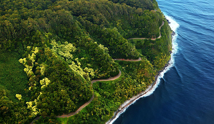 The Road to (O)Hana